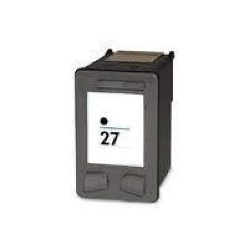 CARTUCHO GENERICO HP Nº27 C8727AE NEGRO 23ML