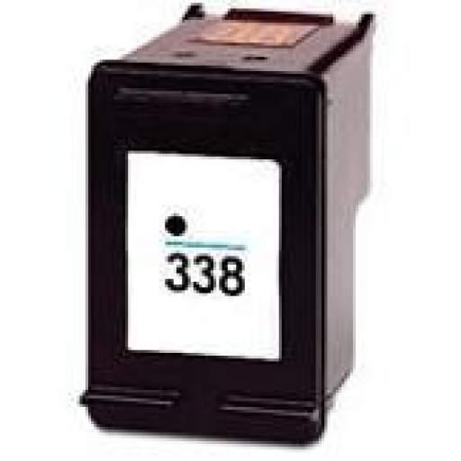 CARTUCHO GENERICO HP Nº338 C8765E NEGRO 18ML  [0]