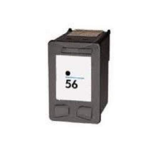 CARTUCHO GENERICO HP Nº56 C6656AE NEGRO 23ML