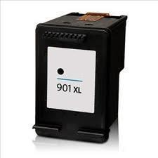 CARTUCHO GENERICO HP Nº901XL BLACK 18,5ML.