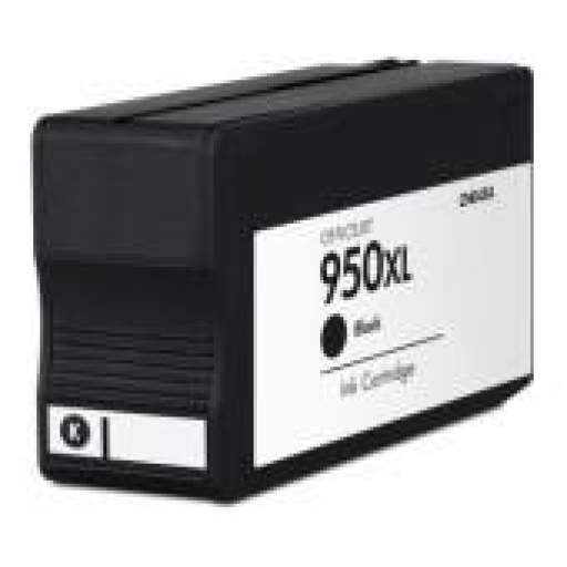 HP 950XL NEGRO CARTUCHO DE TINTA GENERICO CN045AE/CN049AE 80ML.