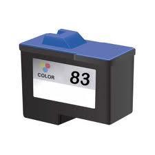 CARTUCHO GENERICO LEXMARK Nº83 18L0042 COLOR 19ML.