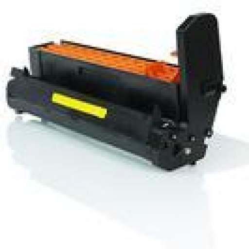 TAMBOR GENERICO OKI C3100/C3200/C5100/C5200/C5250/C5300/C5400/C5510 YELLOW 17.000C