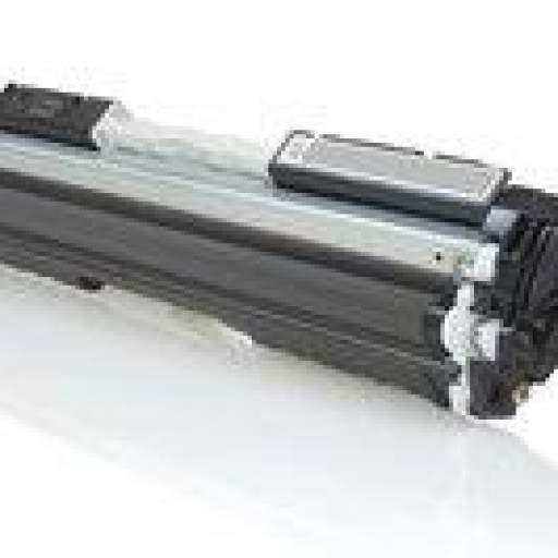TONER GENERICO HP CE310A BLACK 1.200C.