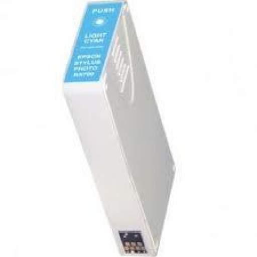 CARTUCHO GENERICO EPSON T5595LC LIGTH CYAN 15ML.