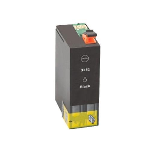 EPSON T3351/T3331 (33XL) NEGRO CARTUCHO DE TINTA GENERICO C13T33514010/C13T33314010