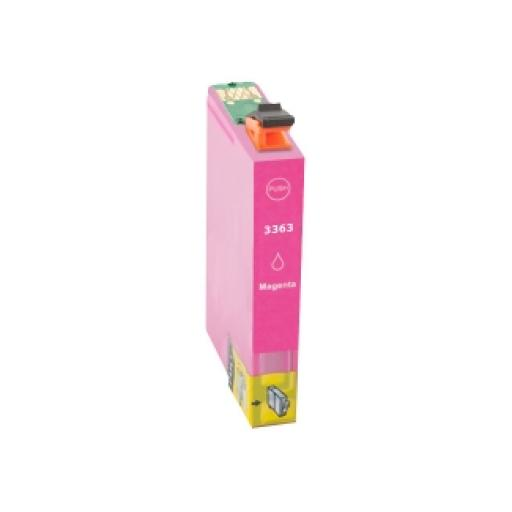EPSON T3363/T3343 (33XL) MAGENTA CARTUCHO DE TINTA GENERICO C13T33634010/C13T33434010
