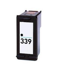 CARTUCHO GENERICO HP Nº339 C8767E NEGRO 30ML