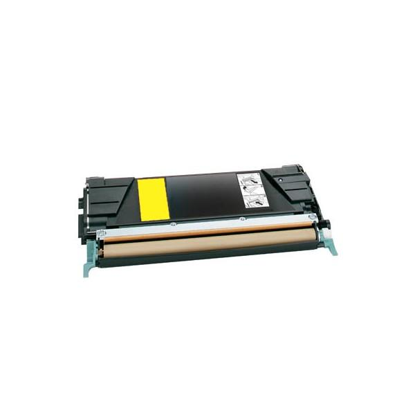 TONER GENERICO LEXMARK C/520/C522/C524/C530/C532/C534 YELLOW 3.000C.