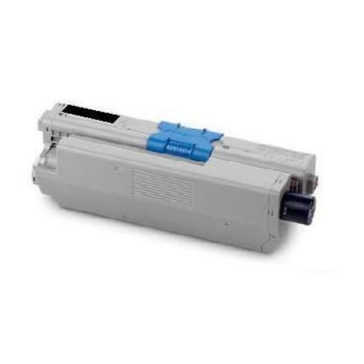 TONER GENERICO OKI C310/C330/C331/C510/C511/C530/C531/MC351/MC352/MC361/MC362/MC561/MC562 BK NEGRO 3.500C.