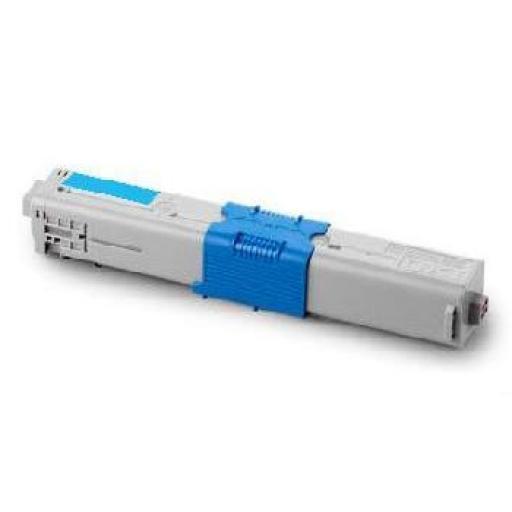 TONER GENERICO OKI C310/C330/C331/C510/C511/C530/C531/MC351/MC352/MC361/MC362/MC561/MC562 CYAN 2.000C.
