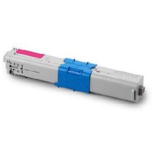 TONER GENERICO OKI C510/C511/C530/C531/MC561/MC562 MAGENTA 5.000C.