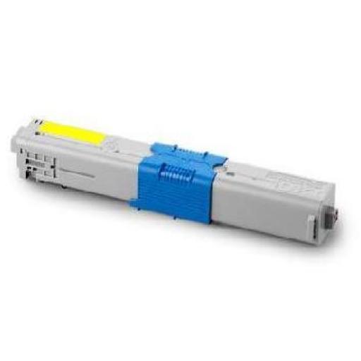 TONER GENERICO OKI C510/C511/C530/C531/MC561/MC562 YELLOW 5.000C.