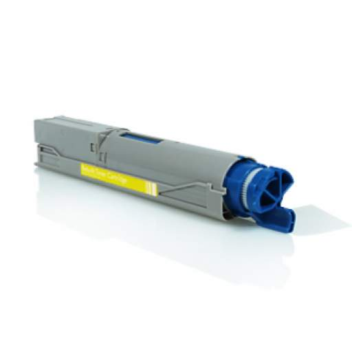 TONER GENERICO OKI C3300/C3400/C3450/C3520/C3530MFP/C3600/MC350/MC360 YELLOW 2.500C.