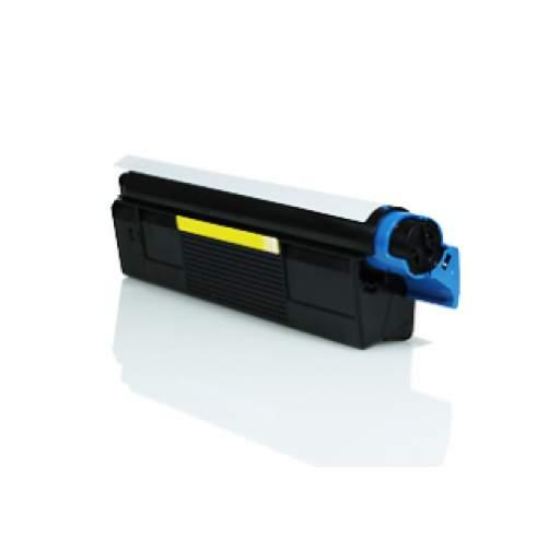 TONER GENERICO OKI C5100/C5200/C5250/C5300/C5400/C5450/C5510/C5540 YELLOW 5.000C.