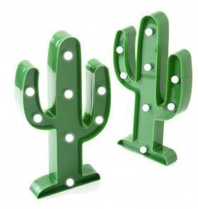 Lampara quitamiedos cactus