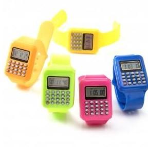 Reloj niños calculadora