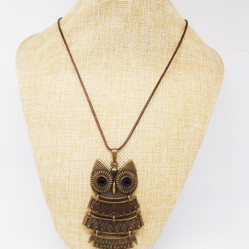 Macarte Creaciones Colgante Owl [0]