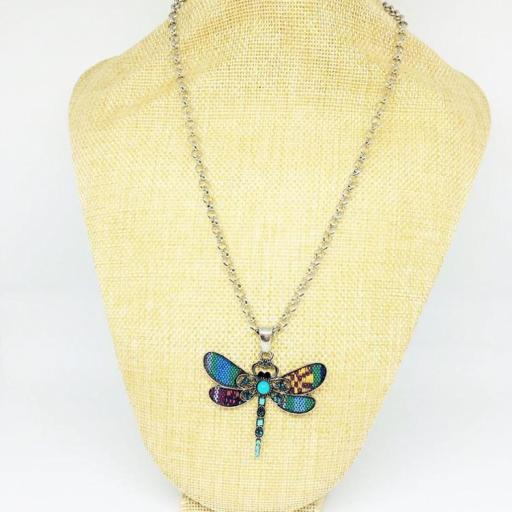 Macarte Creaciones Colgante Mariposa