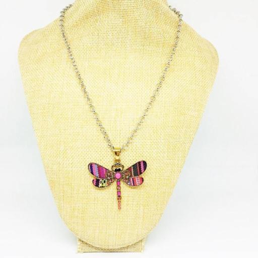 Macarte Creaciones Colgante Mariposa [1]