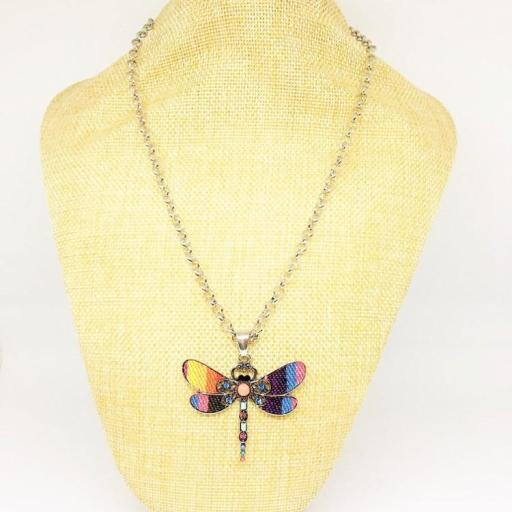 Macarte Creaciones Colgante Mariposa [2]