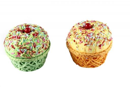Cajita en forma de Cupcake  [2]