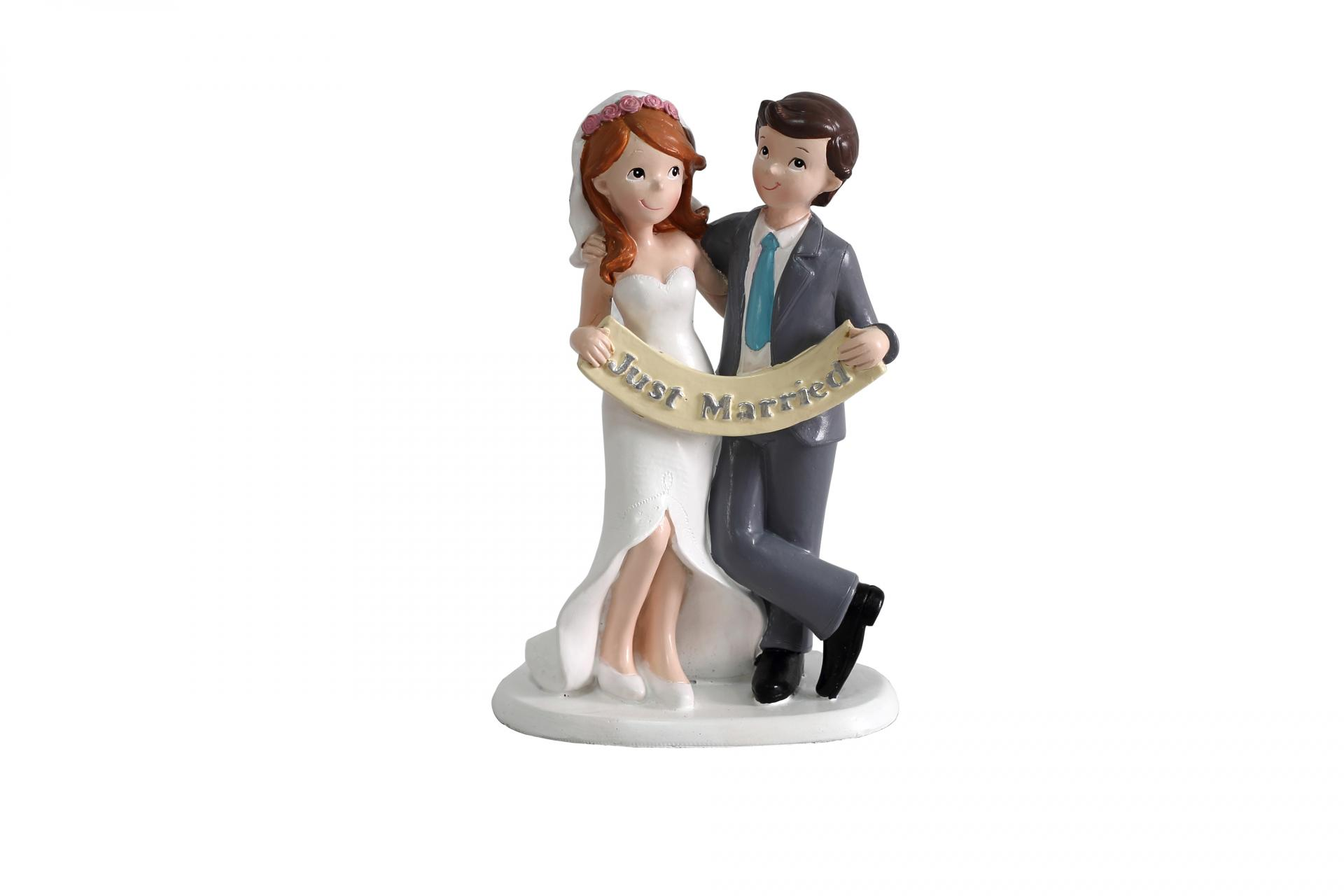 Figura Pastel Just Married