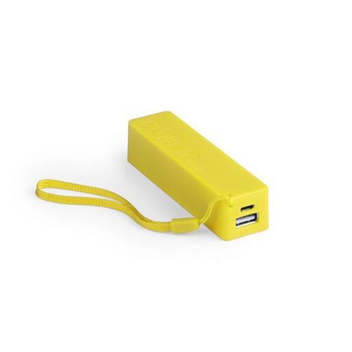 CARGADOR USB POWER BANK 2000 MAH [1]