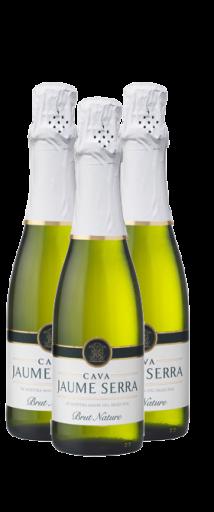 """Caja de 12 botellas de Cava """"Jaime Sierra"""""""