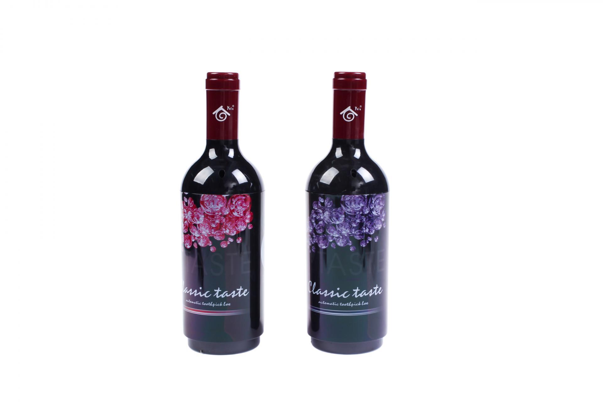 Paliillero Botella de Vino