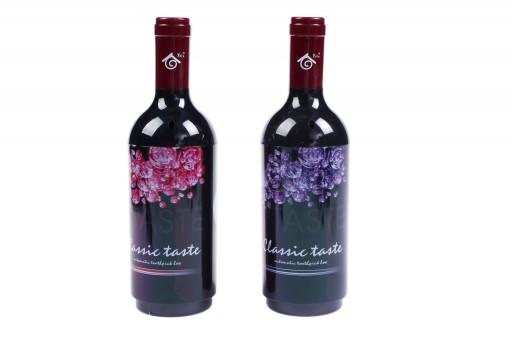 Paliillero Botella de Vino [0]
