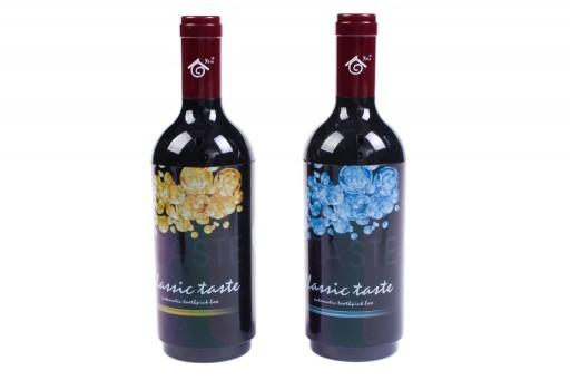 Paliillero Botella de Vino [1]