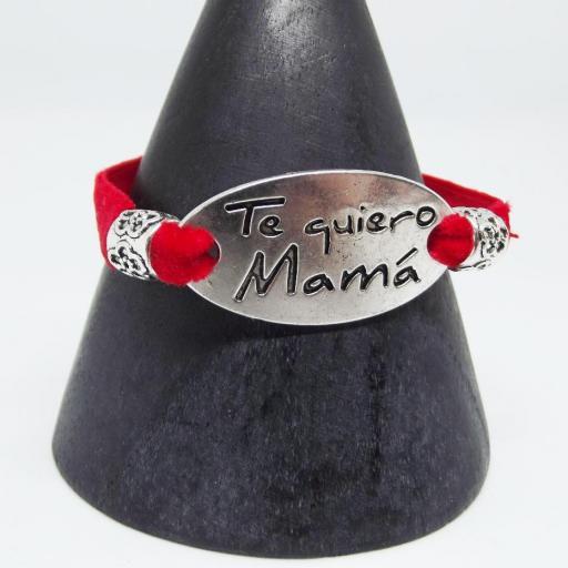 Macarte Creaciones Pulsera Mama [1]
