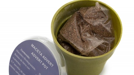 Macetero Biodegradable [3]