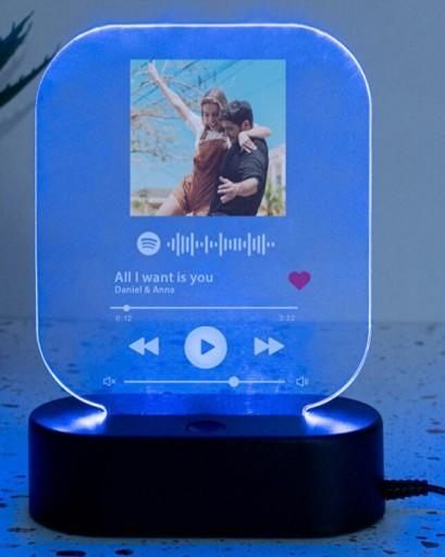Lámpara 3D personalizada [1]