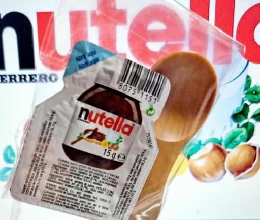 Nutella Porción+ Cuchara