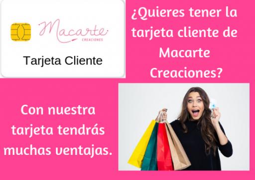 Tarjeta Macarte Creaciones [0]