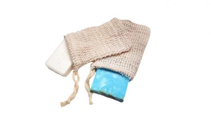Bolsa para jabón de sisal [1]