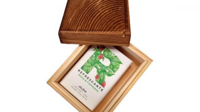 Caja mini de madera con tapa [3]