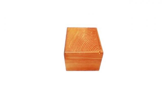 Caja mini de madera con tapa [2]