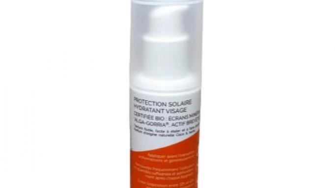Crema Solar Facial SPF30 con certificado BIO. 50ml. [2]
