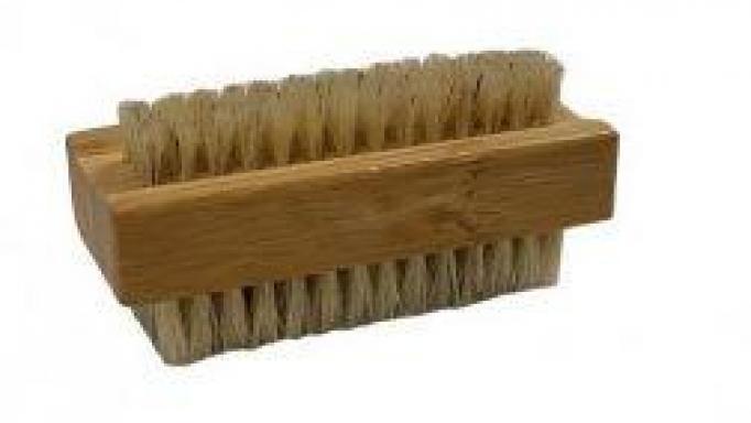 Cepillo Uñas Bambú
