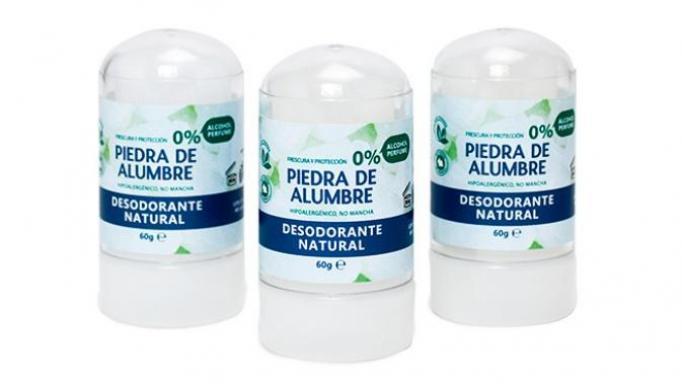 Desodorante de alumbre [1]