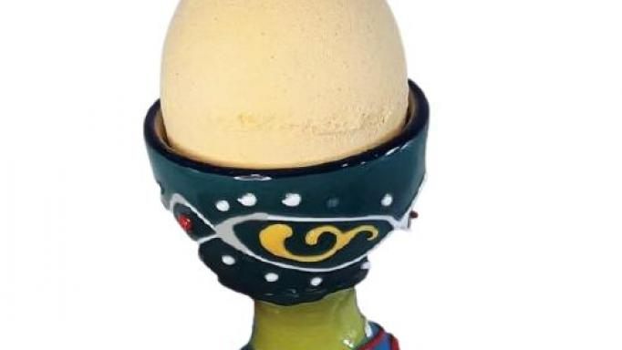 Limón. Huevo efervescente.  [1]
