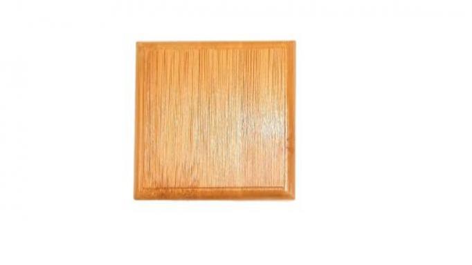 Jabonera de Bambú cuadrada con tapa [1]