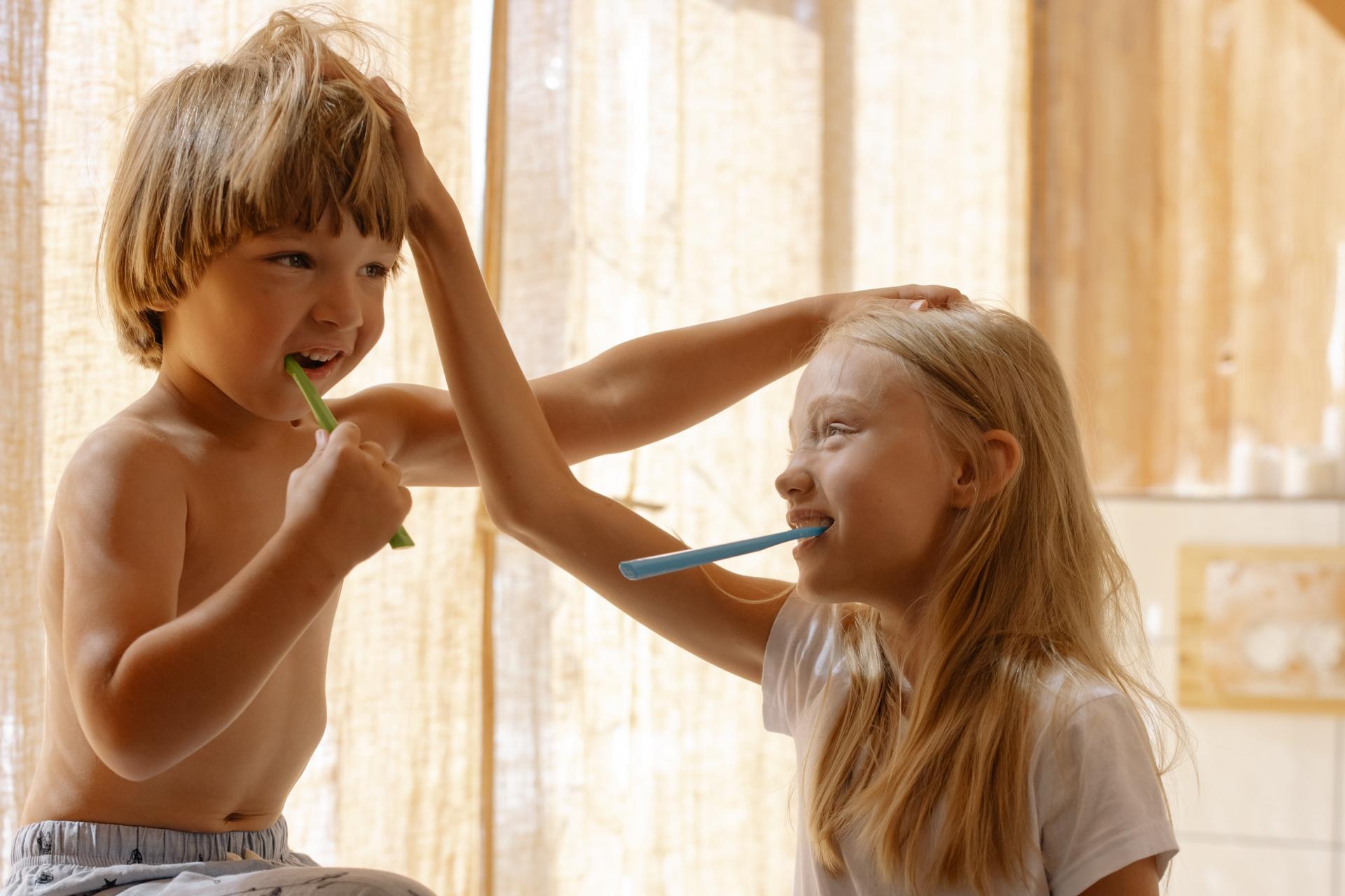 La salud dental infantil