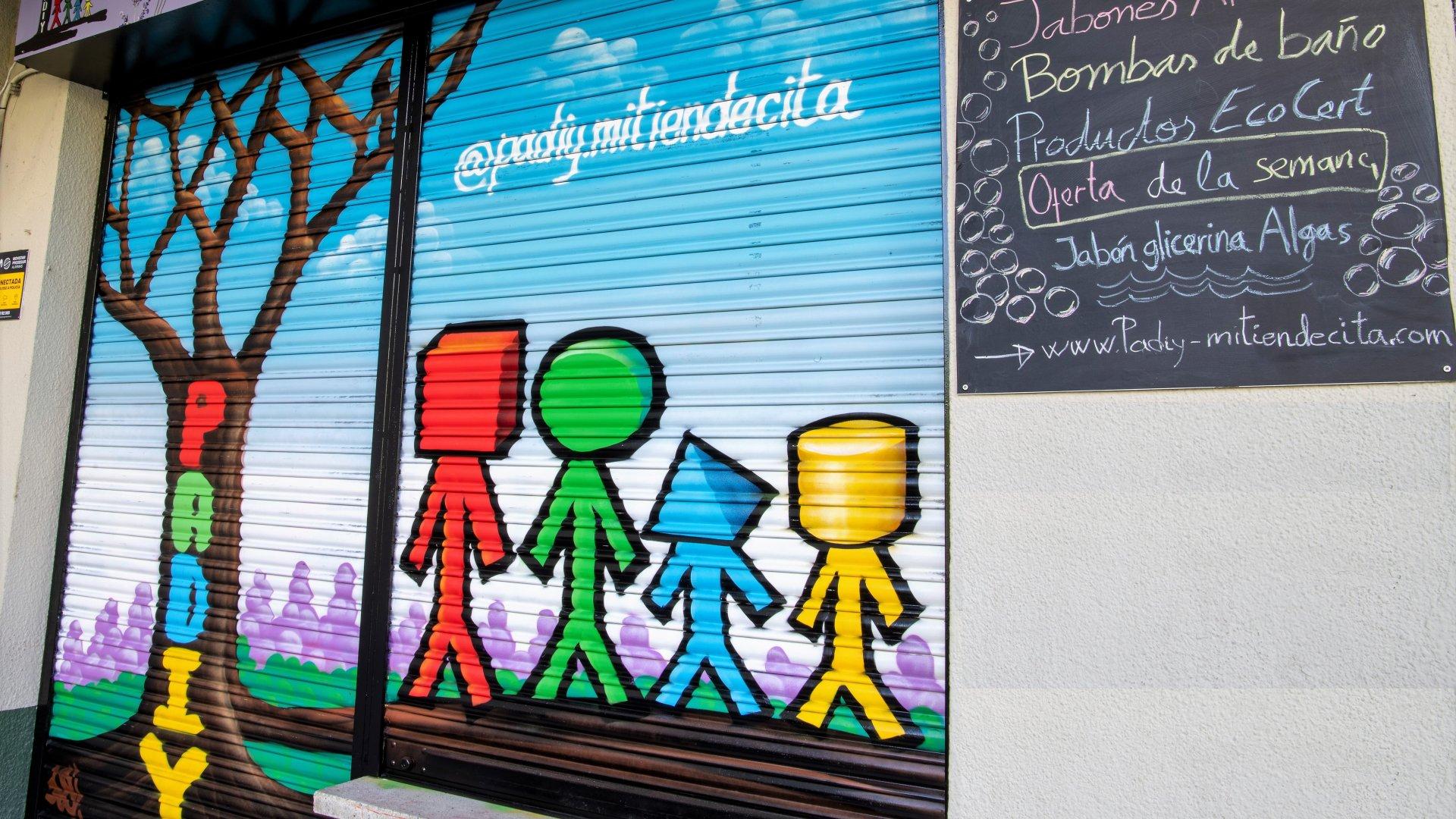 Local PADIY MI Tiendecita en Madrid