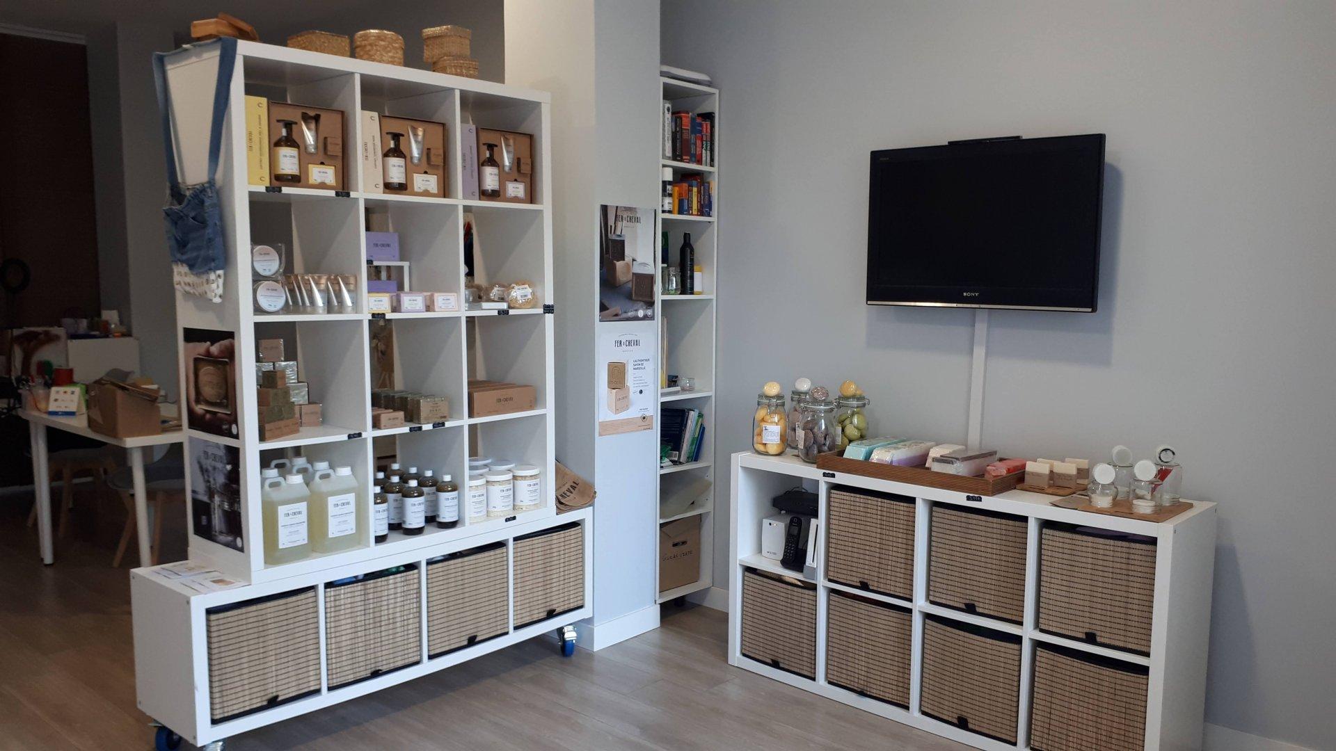 Productos de Marsella y Artesanales