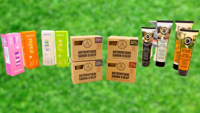 Productos certificados ecológicamente de venta en PADIY MI TIENDECITA