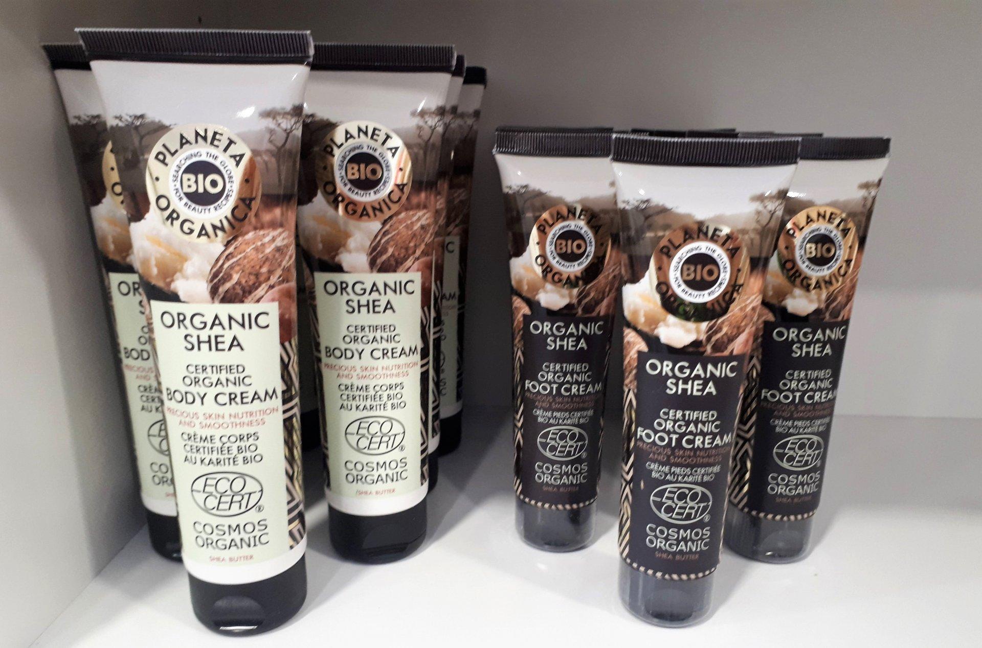 Crema EcoCert Karité